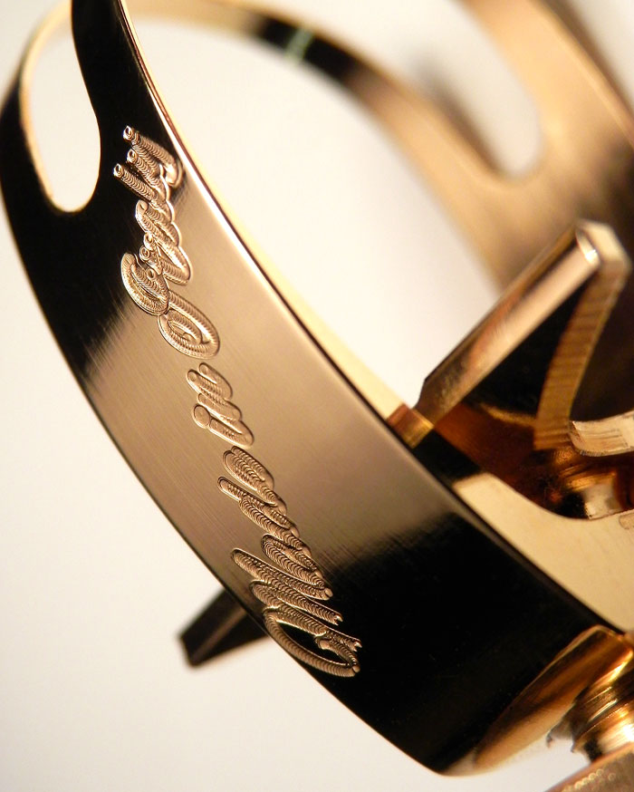 Galileo II Brass part